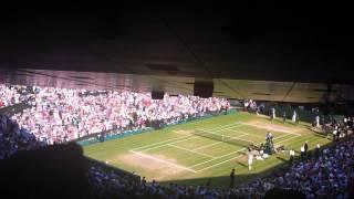 Edmund Cox Reacts To Andy Murray Winning Wimbledon (07/07/2013)