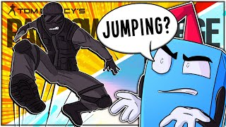 we modded JUMPING into siege.. and it changed everything (SIEGE MODS!)