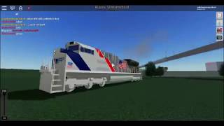 ROBLOX: rails unlimited good morning america with West Network 1943