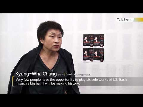 An Evening with Kyung-Wha Chung