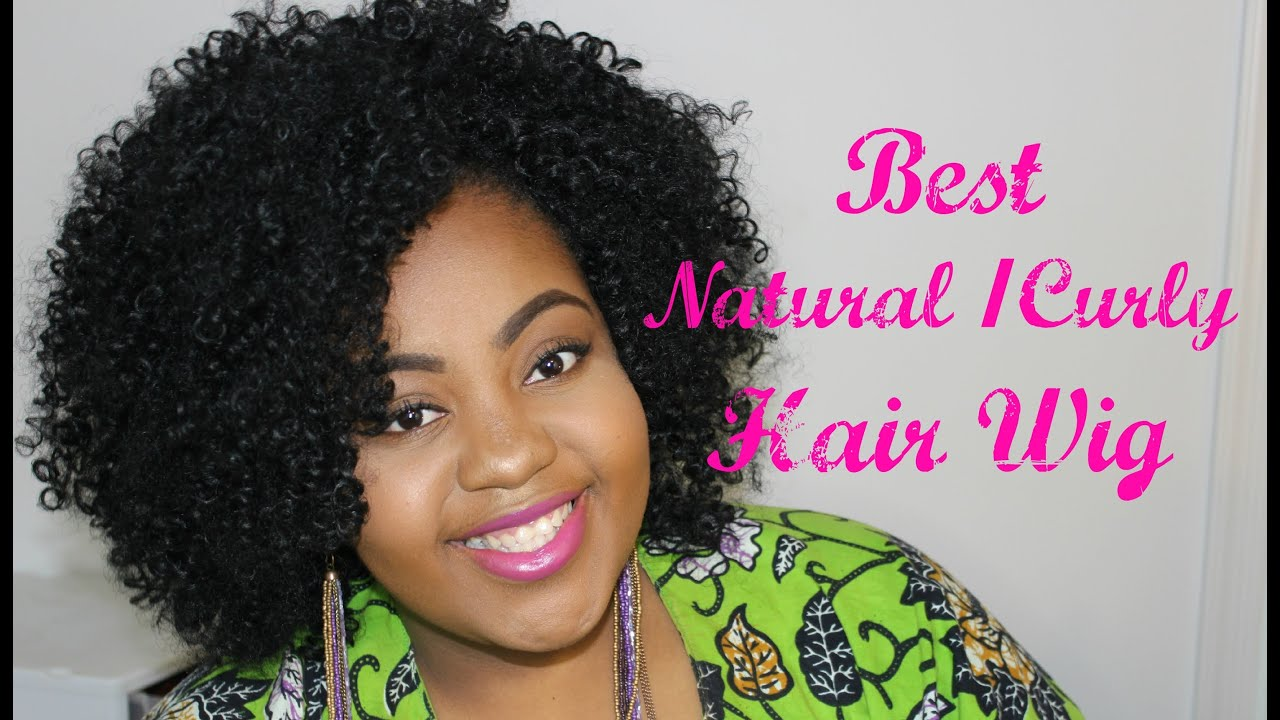 Best Natural Half Wigs