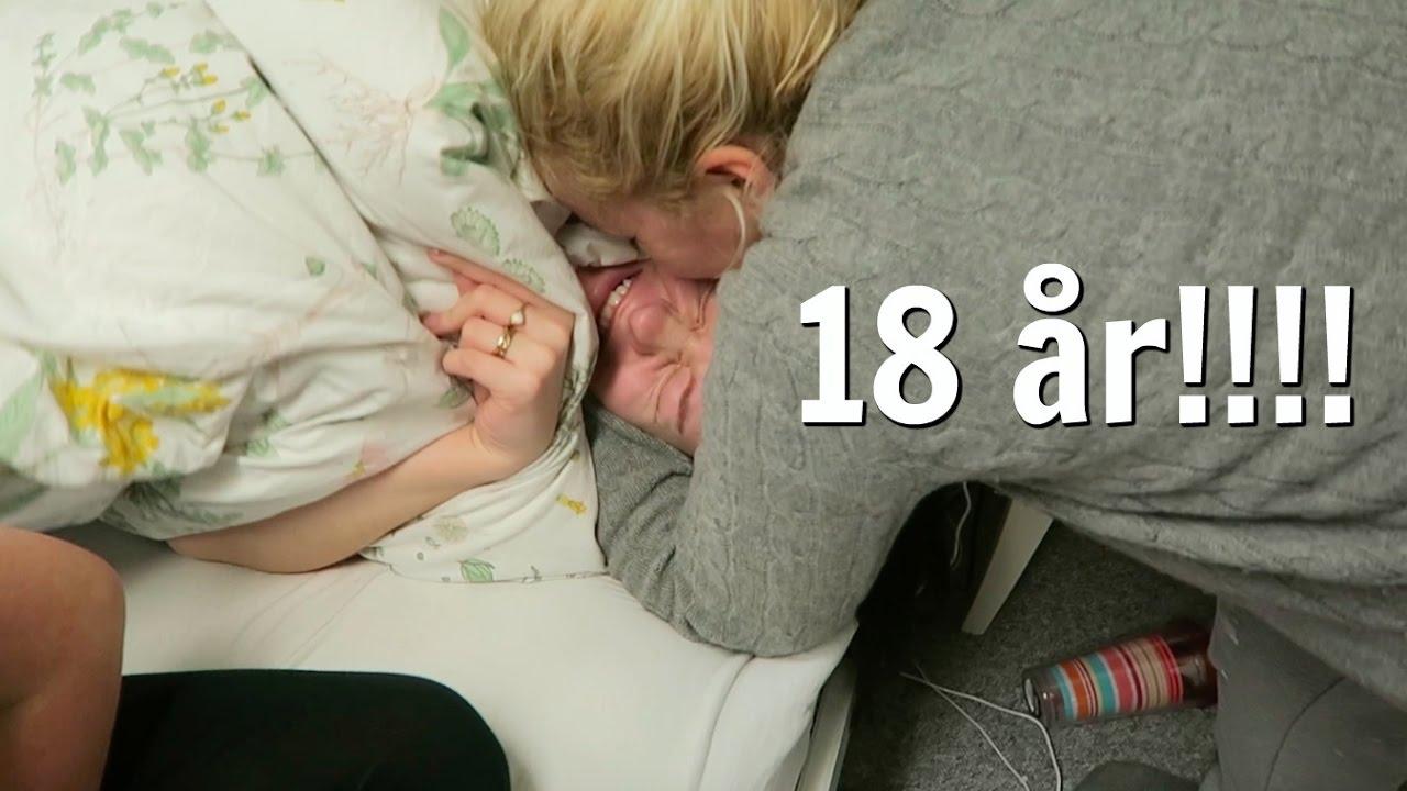 ENDELIG 18 ÅR!!!!!