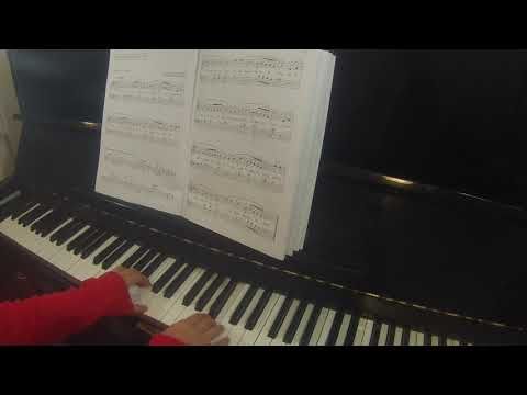 Once in Royal David's City by Henry J. Gauntlett Alfred's adult piano Merry Christmas Book level 1