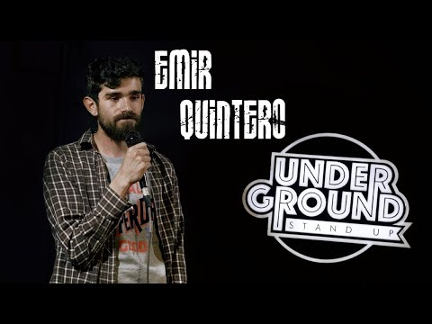 Underground Stand-Up : Cap 10 - Emir Quintero