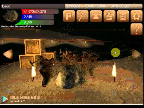Idle Mine EX 2 GamePlay #2