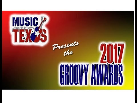 Music Association of Central Texas 2017 Groovy Awards