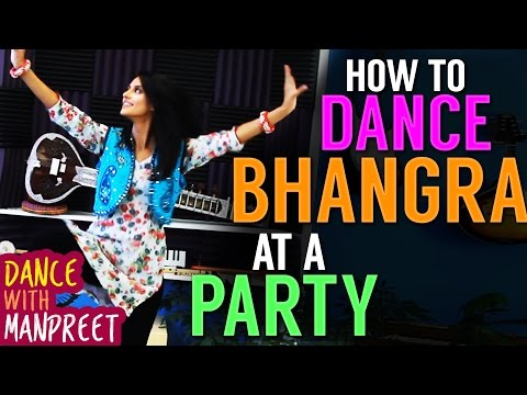 How to Dance BHANGRA at a PARTY! [Episode 6]