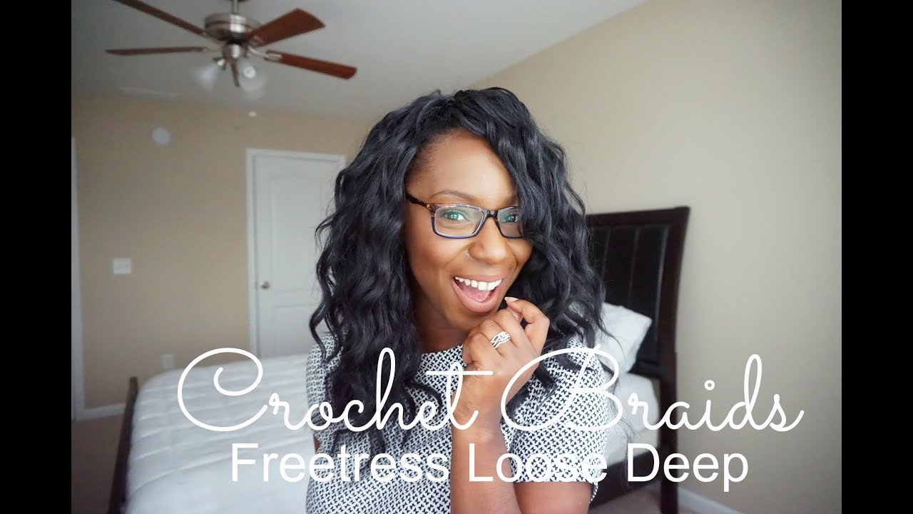 Crochet Braids With Freetress Loose Deep I Xpress Your Kinks Salon