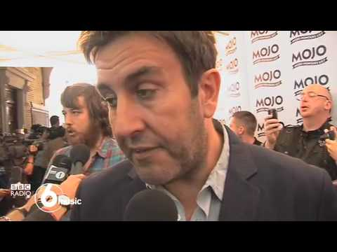 The Specials' Terry Hall on the red carpet at the MOJO Honou