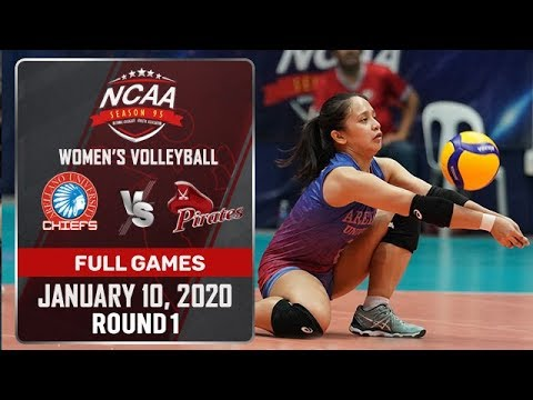 Download AU vs. LPU  - January 10, 2020   Full Game   1st Set   NCAA 95 WV