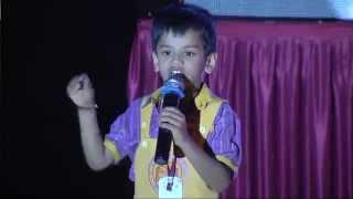 Koshish Karne Walon Ki Haar Nahin Hoti PoemBy Master Tanmay Surve