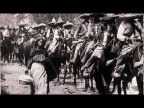 The Mexican Revolution, La Revolución Mexicana2