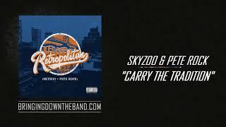 Skyzoo & Pete Rock ft. Styles P - ''Zu Tragen Die Tradition'' (Audio | 2019)