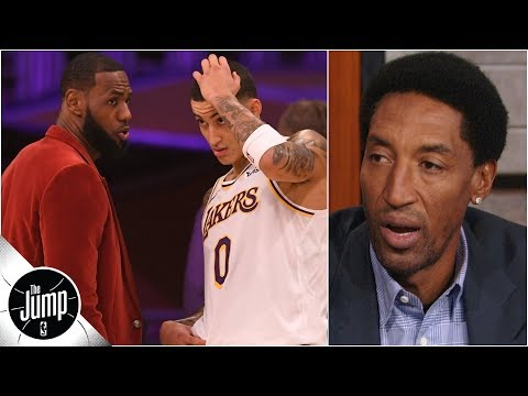 Lakers' nasty schedule means they need LeBron back soon - Scottie Pippen | The Jump Mp3