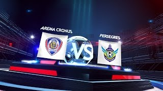 Download Video Grup A: Arema Cronus vs Persegres Gresik (4-1) - Match Highlights MP3 3GP MP4
