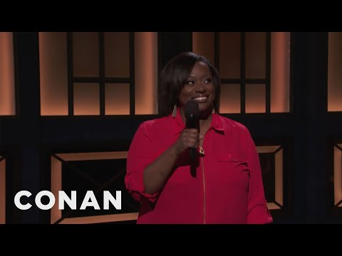Erin Jackson Wants To Get Married  - CONAN On TBS