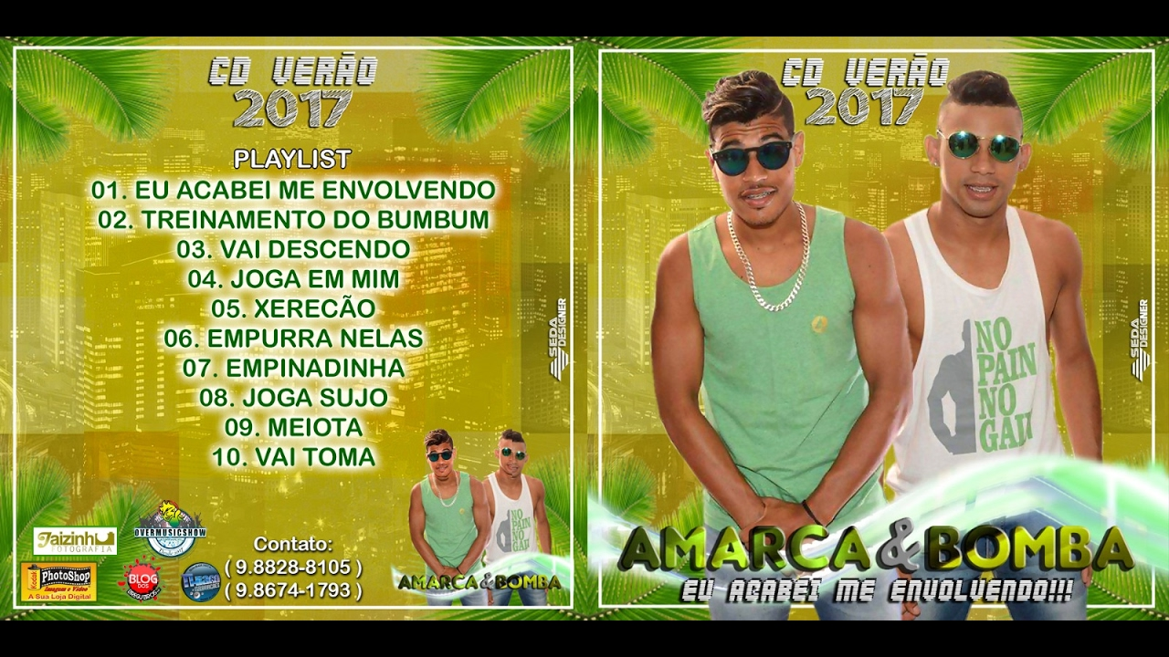 cd arrocha nelas