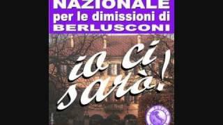 Arcore - Manifestazione Nazionale per le dimissioni di S. Berlusconi