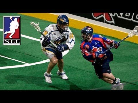 Josh Sanderson's Power Play Quick Stick Goal