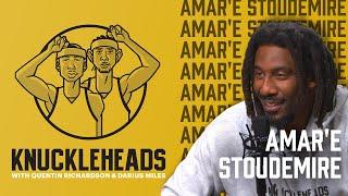 Amar'e Stoudemire Joins Q & D | Knuckleheads S2: E8 | The Players' Tribune