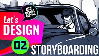 Design Cinema - Storyboarding - Part 02