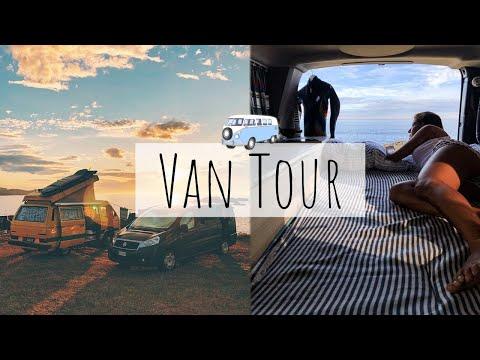 VAN TOUR -