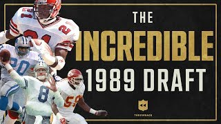 The Greatest Top 5 Picks in Draft History! | NFL Vault Stories