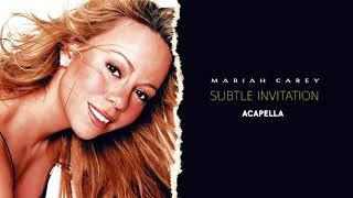 Mariah Carey - Subtle Invitation (Lead Vocals)