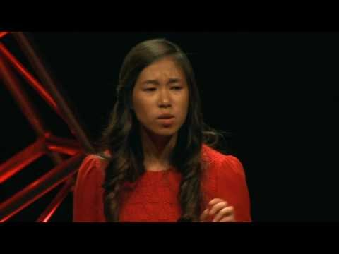 "International Volunteering - Valuable or Vandalism?: Jingting ""Lily"" Kang at TEDxUND"