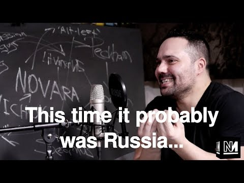 TyskySour: So this time it probably was Russia...