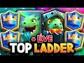 INSANE DOUBLE DRAGON Deck! TOP 20 LADDER LIVE!