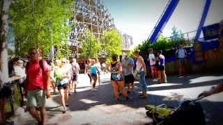 Liseberg 2013  in Gothenburg Sweden