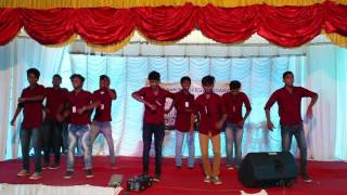 St ans collage day celebration with bcom chungzzzz dance team mambo