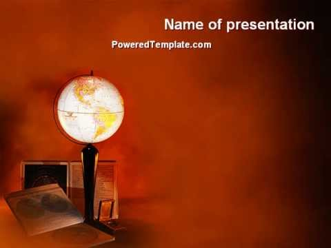 History PowerPoint Template by PoweredTemplate - YouTube - history powerpoint template