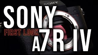 Sony's NEW A7R IV Brings Mirrorless Cameras to the Next Level | First Look