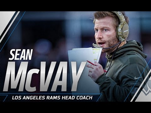 L.A. Rams Make Ex-Redskins Offensive Coordinator Sean McVay the Youngest Head Coach In NFL History