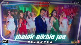 Jhalak Dikhla Jaa Reloaded - The Body | Rishi , Emraan , Scarlett