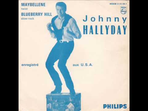 Johnny Hallyday -  maybelenne (1962)