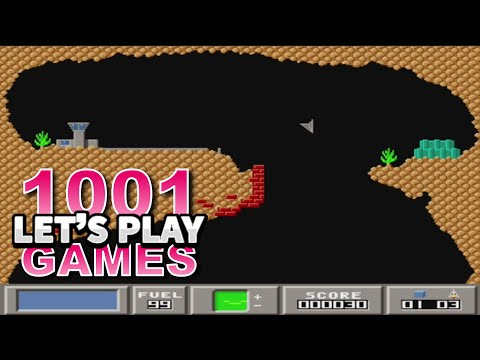 Gravity Force (Amiga) - Let's Play 1001 Games - Episode 77 (Part 1)
