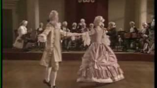 видео Танец менуэт