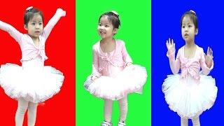 서은이가 발레를 배우러 갔어요 2탄 [서은일상이야기] Baby's cute Ballet class