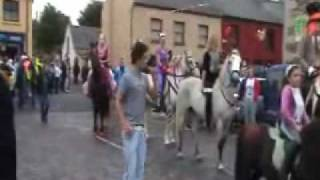 Dunfanaghy Stables Parade.wmv