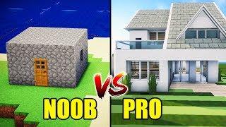 MINECRAFT - NOOB VS PRO (parte 12)