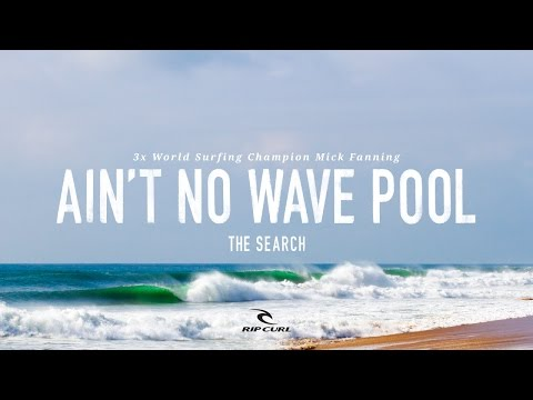 Mick Fanning – Ain't No Wave Pool