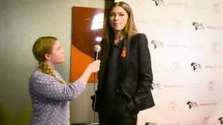 Zendaya Interview for World AIDS Day and Young Philanthropy