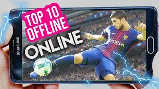Top 10 best football games for android 2018 Offline/Online   New Footbal Games   Quitable Gamer