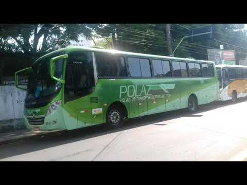 Caio Solar Foz OF 1721 MB BlueTec 5 (2012) - Polaztur Transporte e Turismo 900