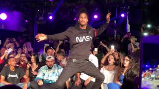 Les Twins // Laurent Freestyle - Needed Me ( Rihanna )