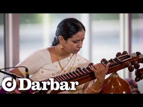 Carnatic music by Jayanthi Kumaresh   Raga Kapi - Thillana part 2