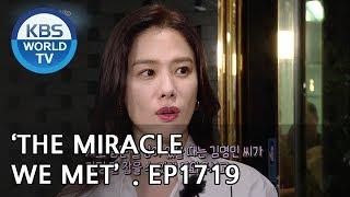 "Last Story of ""The Miracle We Met""[Entertainment Weekly/2018.06.04]"